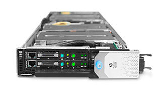 Сервер HP ProLiant XL730f