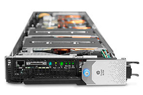 Сервер HP ProLiant XL750f